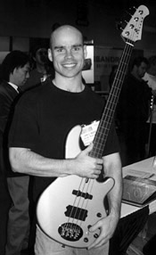 Greatest bassist in the world